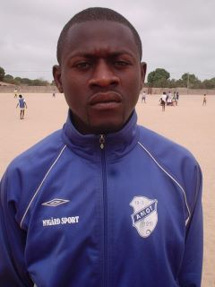with your support we can move this academy to the highest level says Coach Ebrima bojang